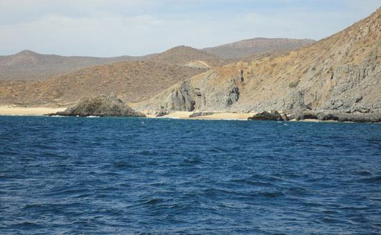 Baja Coastline