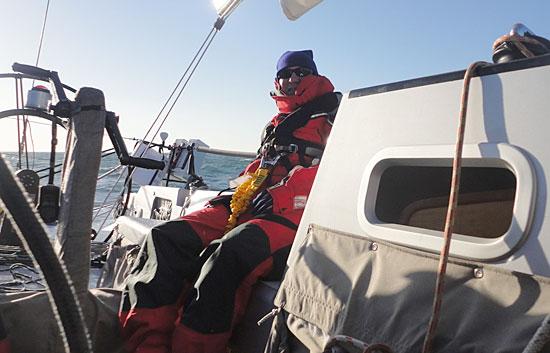 Captain Tim Eades