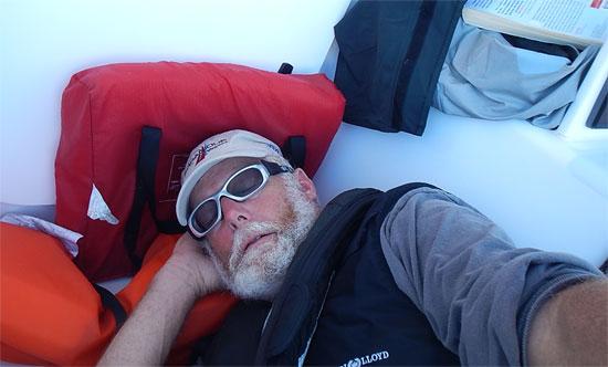 Dave sleepin'