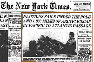 Nautilus 1958